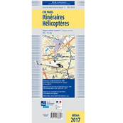 Chart for Helicopter Paris area 2019-2020