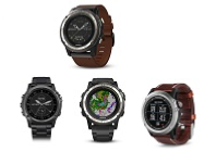 Garmin pilot GPS watches
