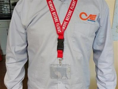 Porte-badge remove before avec porte carte