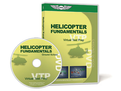 Virtual Test Prep Helicopter Fundamentals