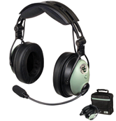 Casque avion actif David Clark DC ONE-X